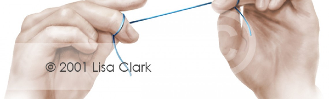 Dental Home Care: Holding Floss