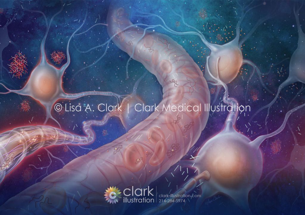 Alzheimer's Biomarkers | © Lisa A. Clark
